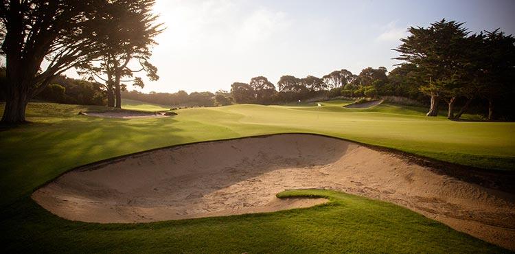 Random golfcourse
