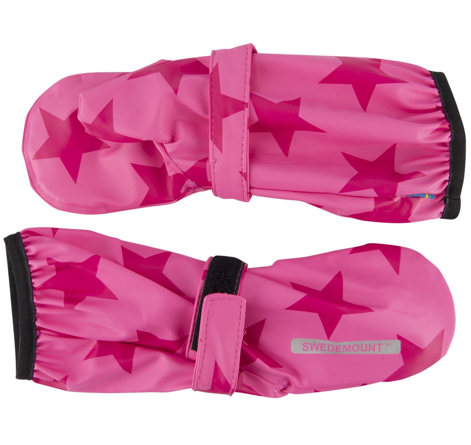 Dropp Rainglove, Pink/Purple, 6-8y, Regnkläder