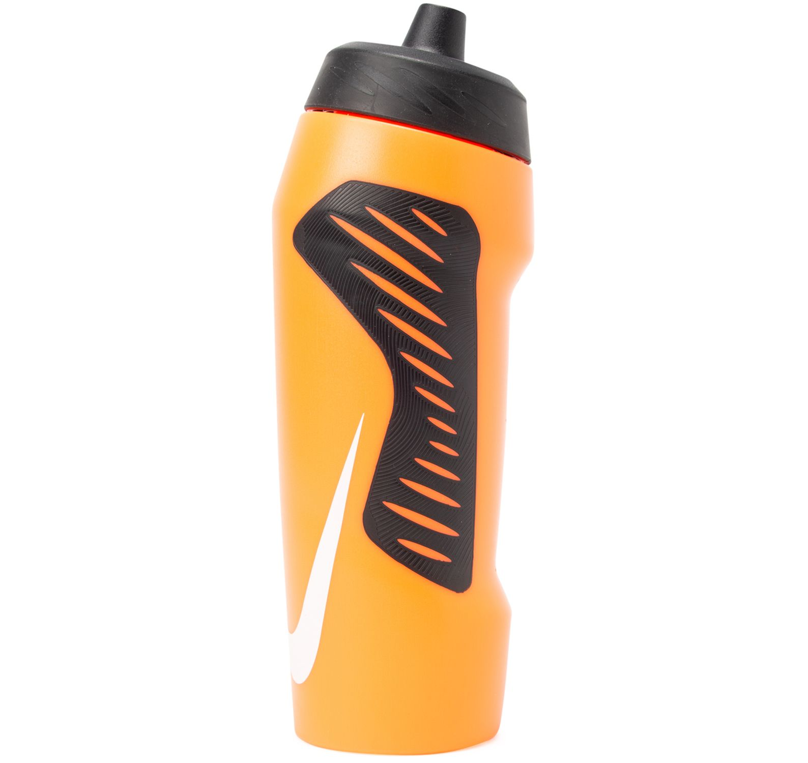 Nike Hyperfuel Bottle 24 Oz, Total Orange/Black/Black/White, Onesize, Nike