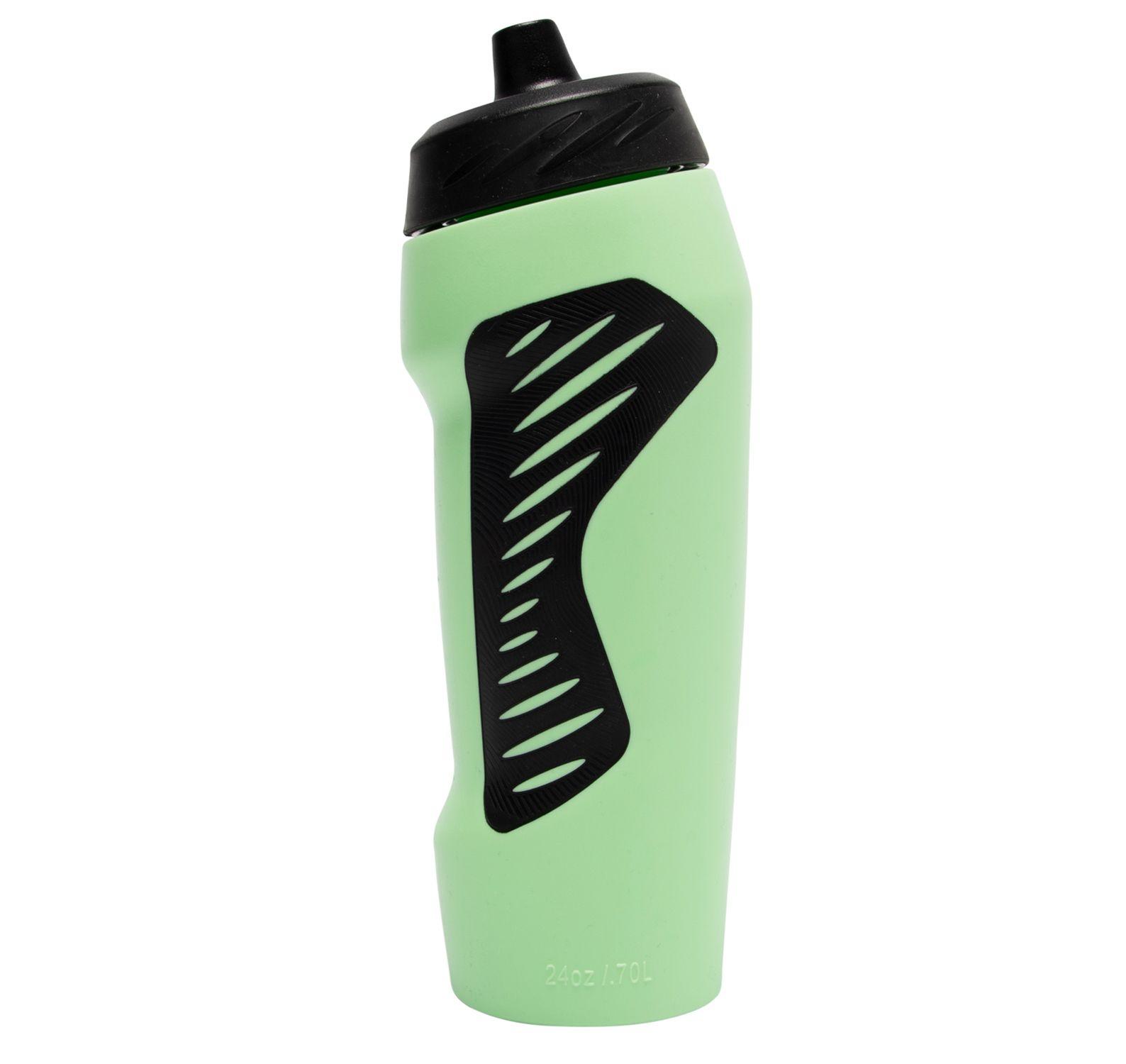 Nike Hyperfuel Bottle 24 Oz, Vapor Green/Black/Black/Black, Onesize, Nike