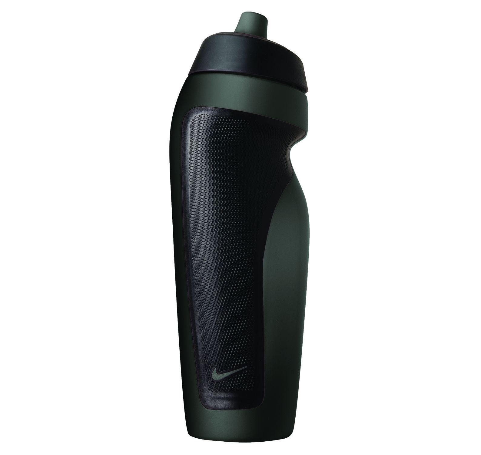 Nike Sport Water Bottle, Anthracite/Black, Onesize, Nike