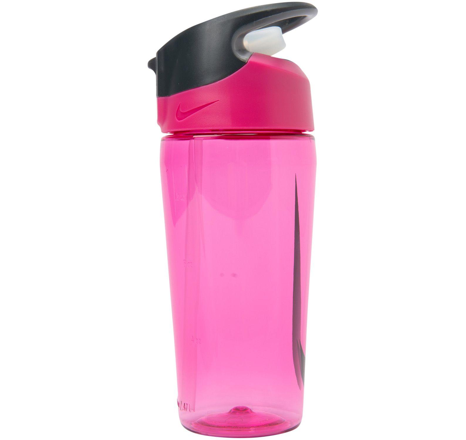 Nike Tr Hypercharge Straw Bott, Vivid Pink/Cool Grey/Black, 400, Nike