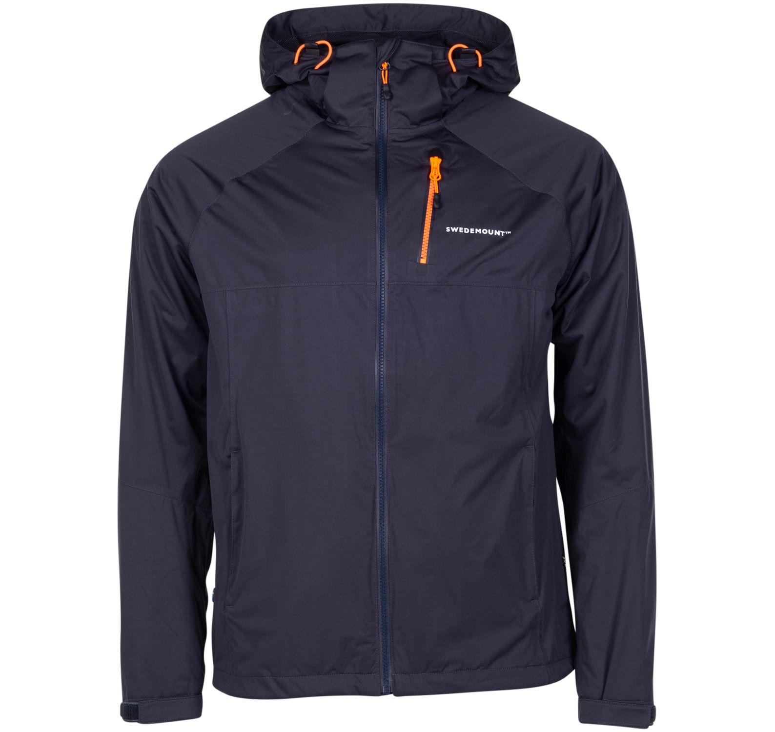 On Course Jacket, Charcoal, S, Regnkläder