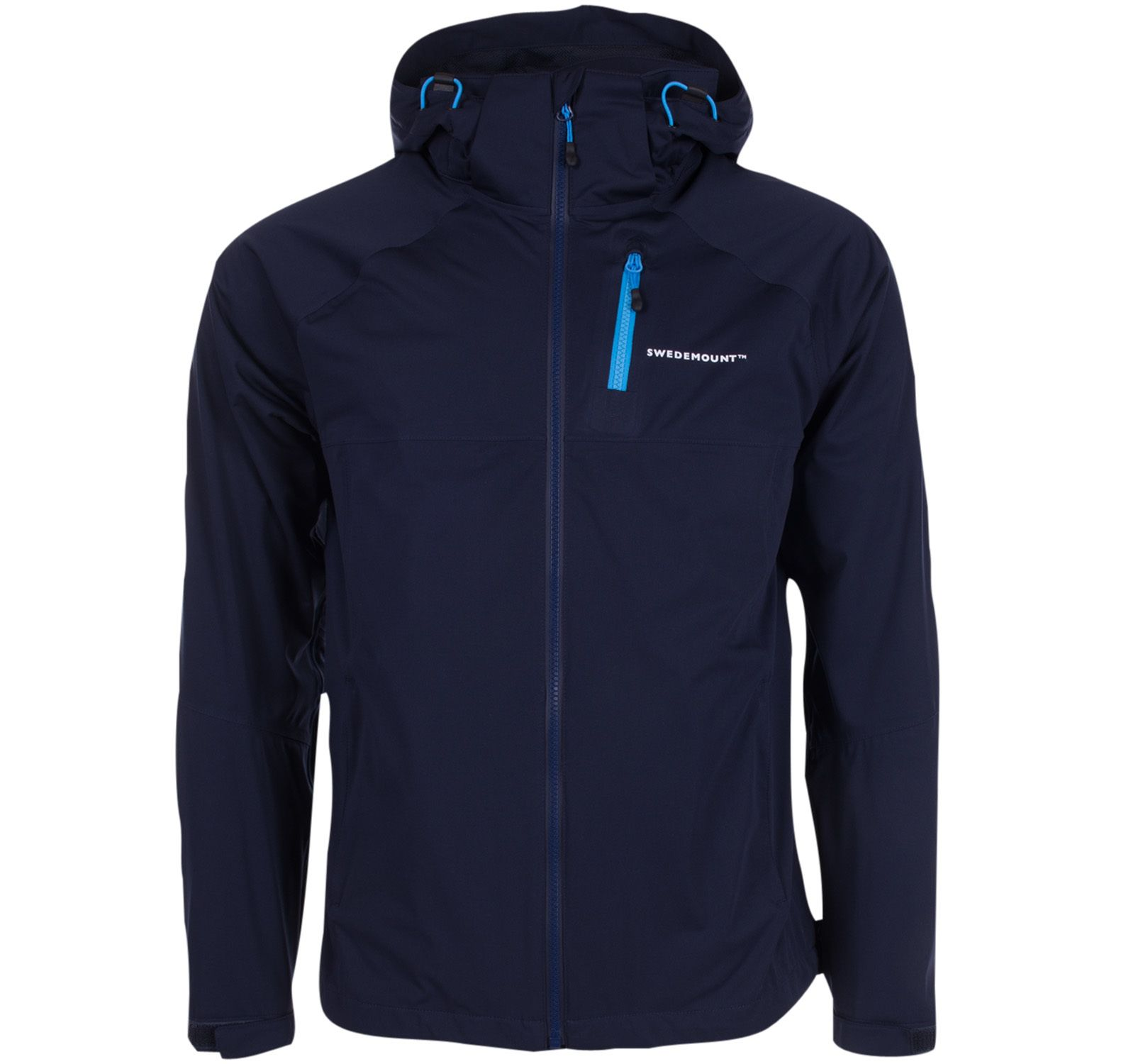 On Course Jacket, Dk Navy/Blue, 2xl, Regnkläder