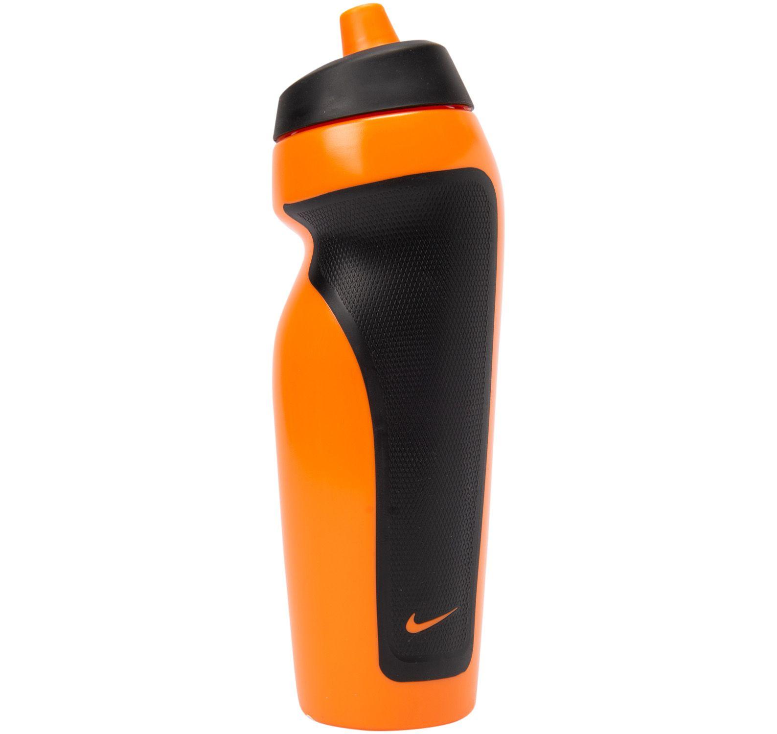Sport Water Bottle, Bright Mango/Black, Onesize, Nike
