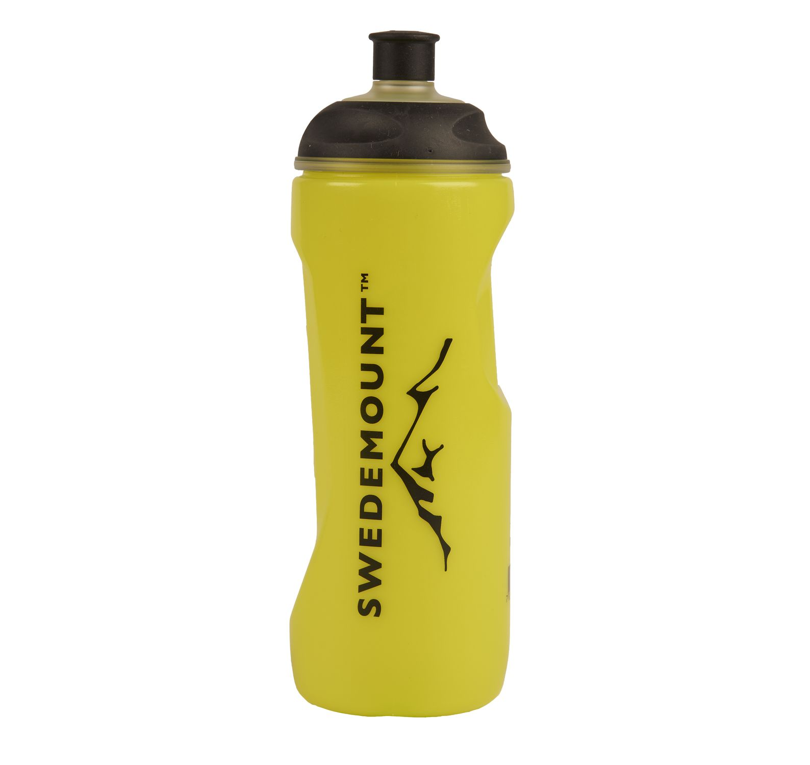 Swedemount Plastic Bottle, Lime, Onesize, Swedemount