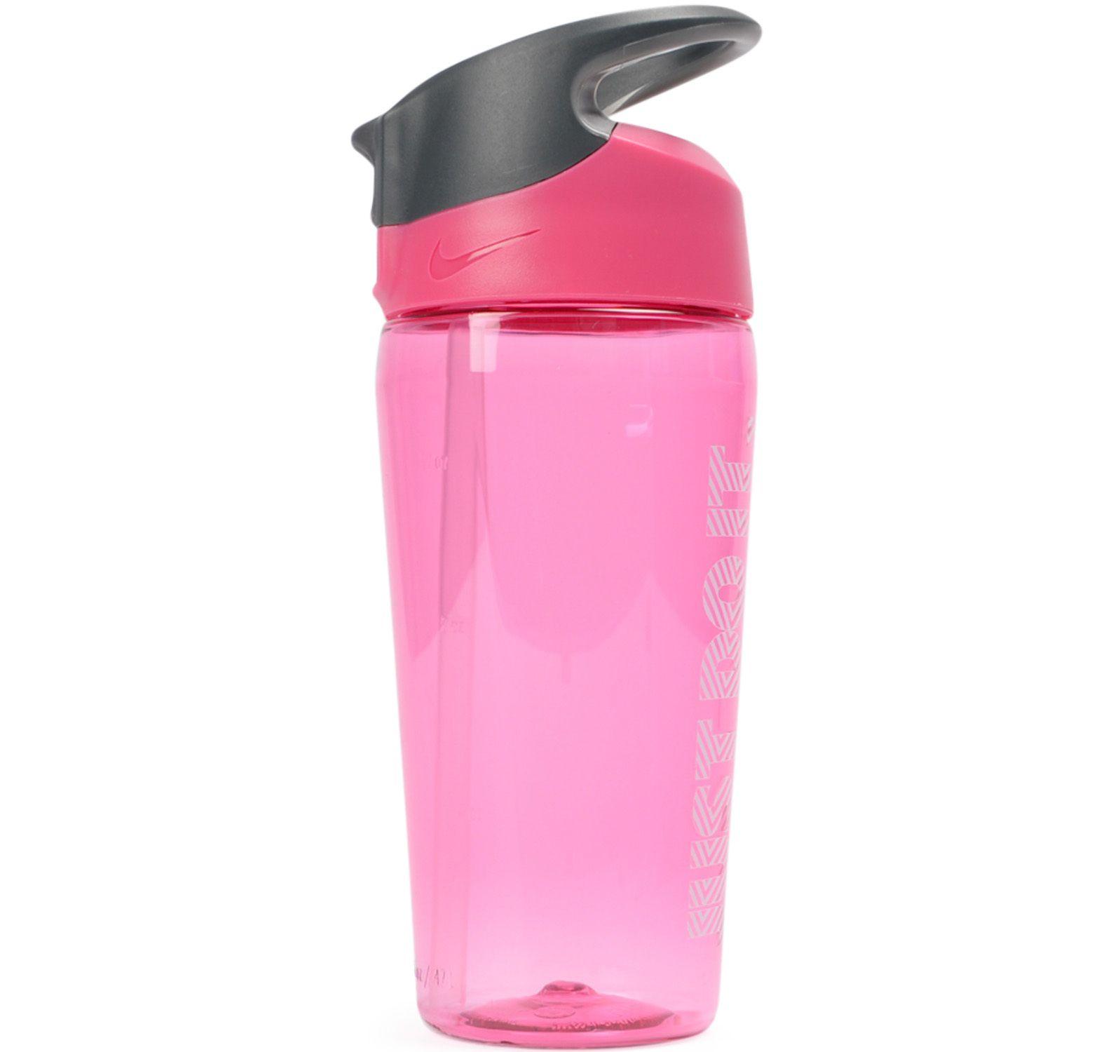 Nike Tr Hypercharge Straw Bott, Vivid Pink/Cool Grey/White, 500, Nike