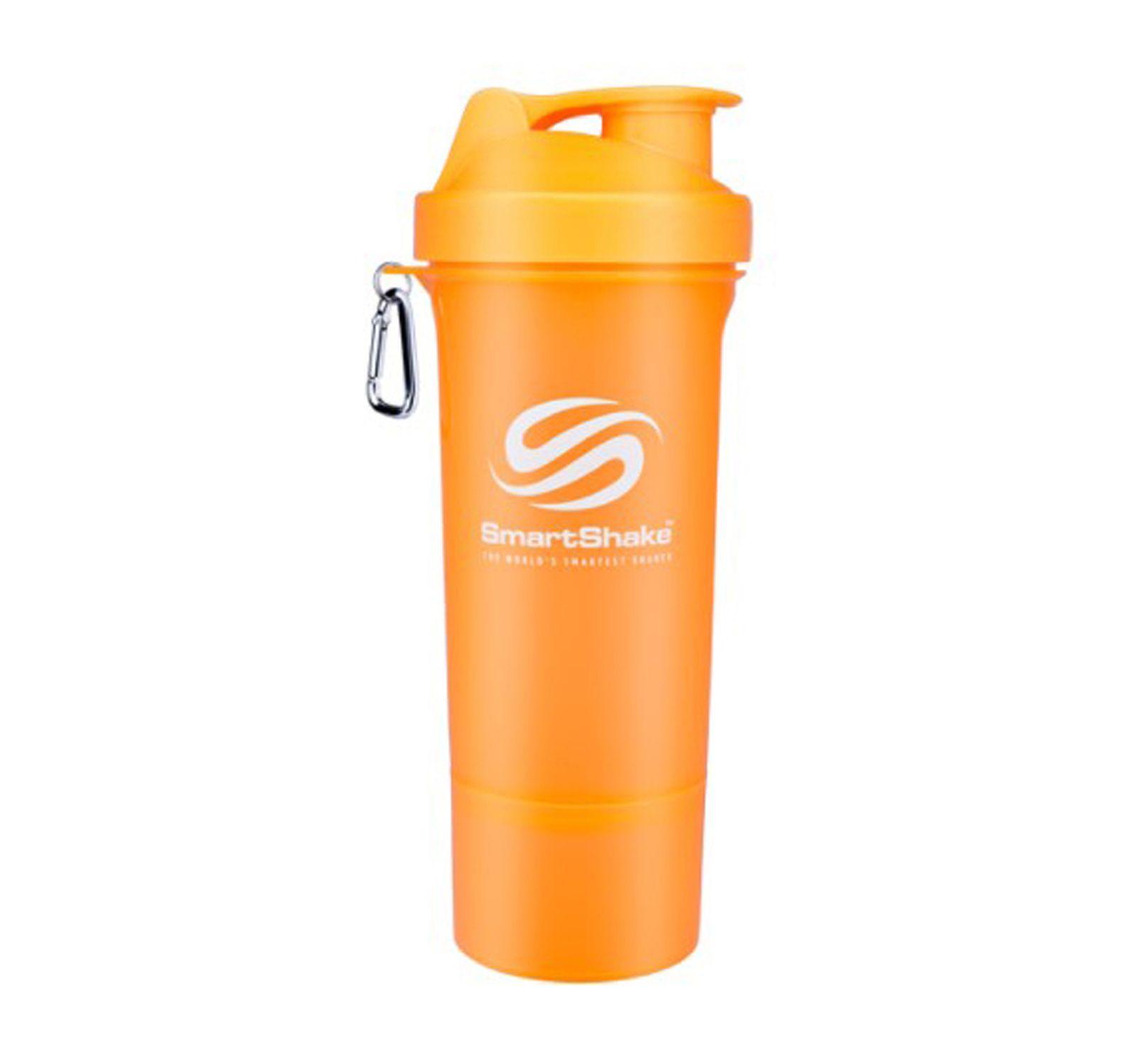 Slim 500ml - Neon Orange, Neon Orange, 500, Vattenflaskor