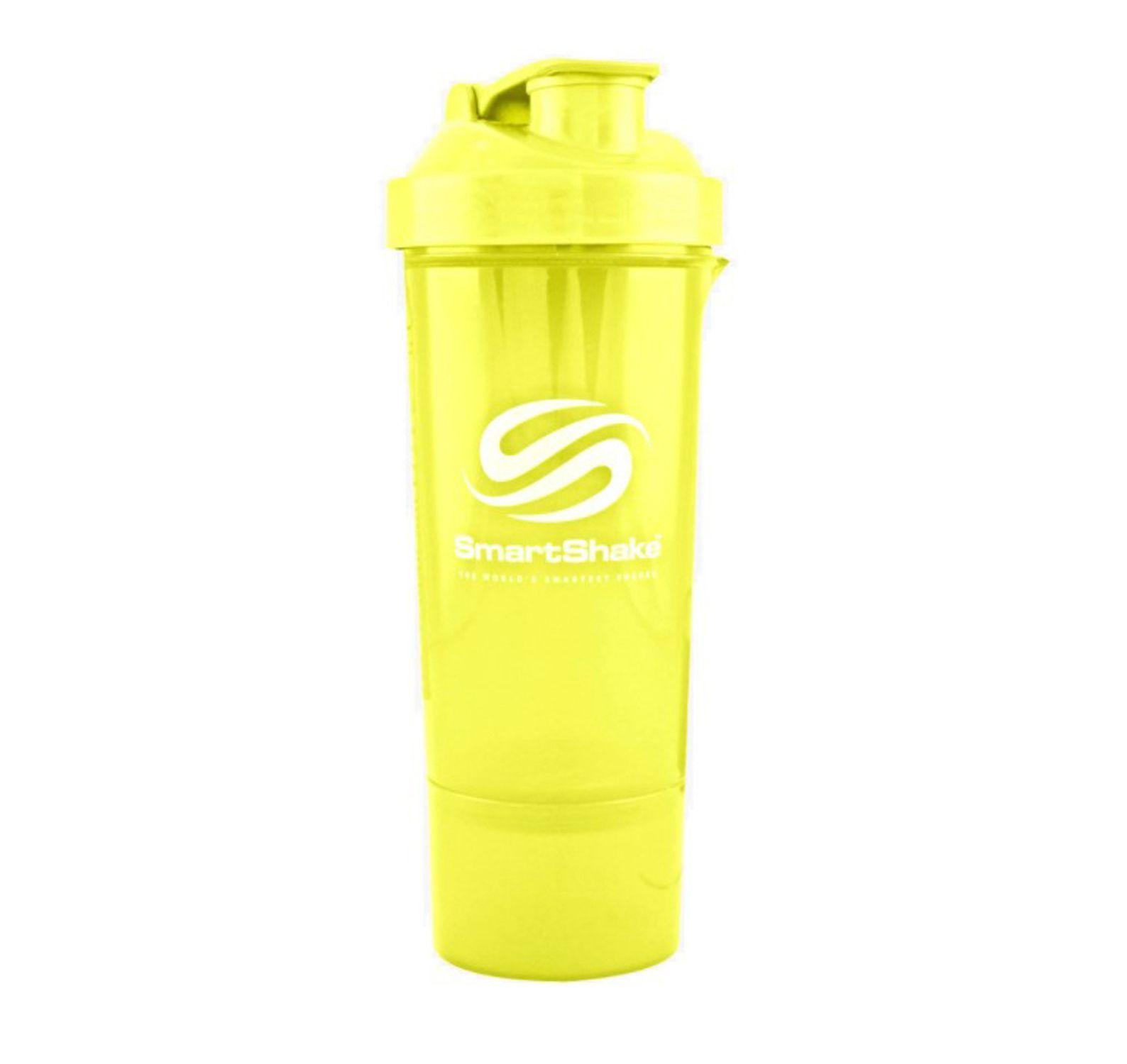 Slim 500ml - Neon Orange, Neon Yellow, 500, Vattenflaskor
