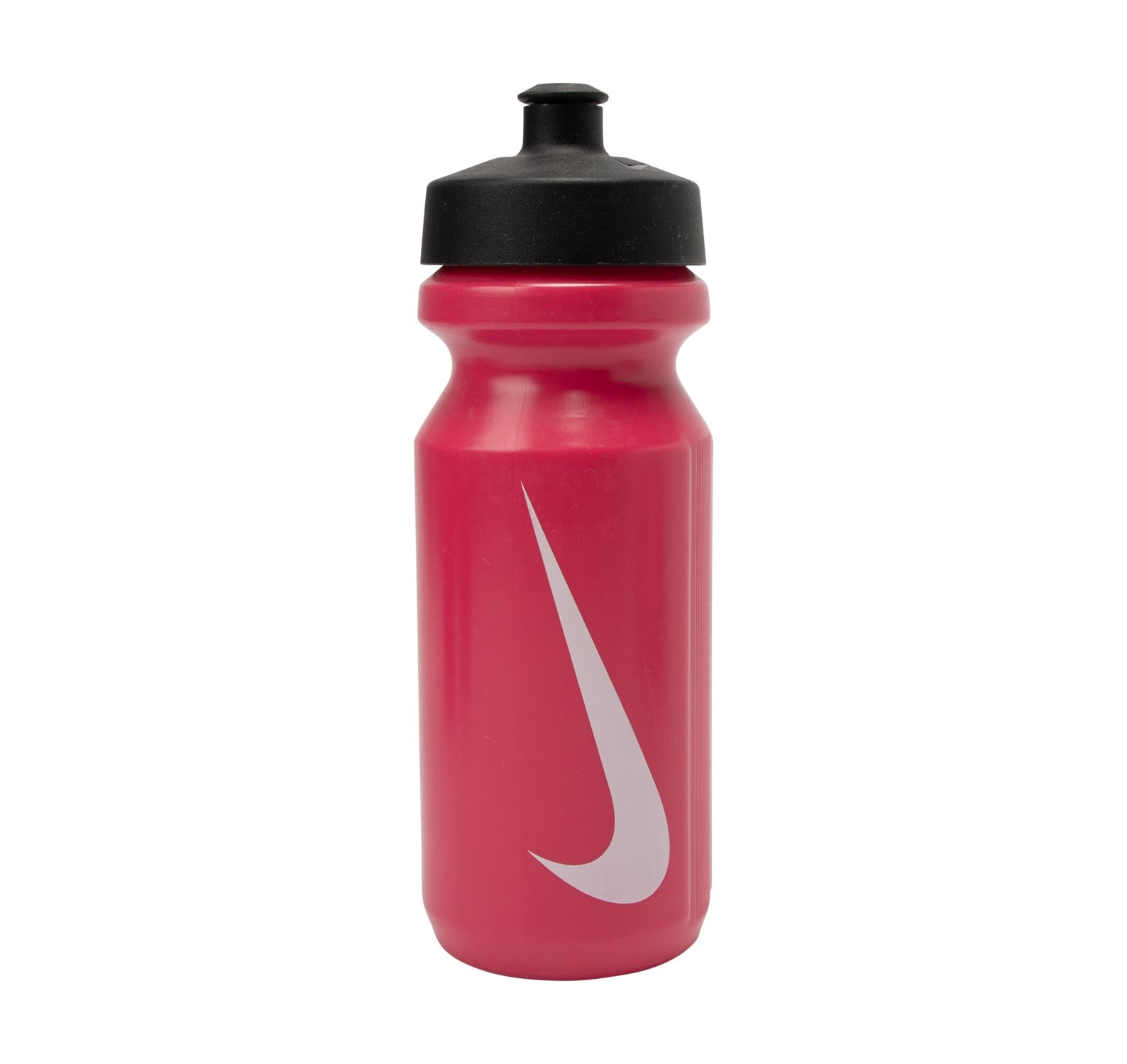 Nike Big Mouth Water Bottle, Vivid Pink/White, 600, Nike