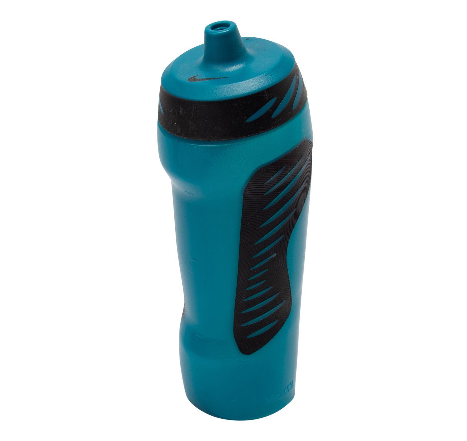 Nike Hyperfuel Water Bottle 18, Blustery/Black/White, 500, Nike