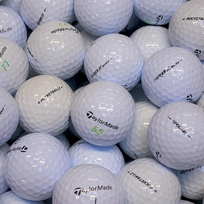 Taylormade Rocketballz Mix Klass A/B Golfbollar -12 Pack