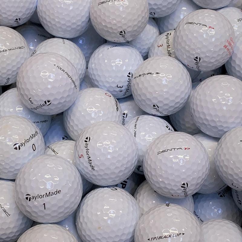 Taylormade Tour Mix Klass A/B Golfbollar -12 Pack